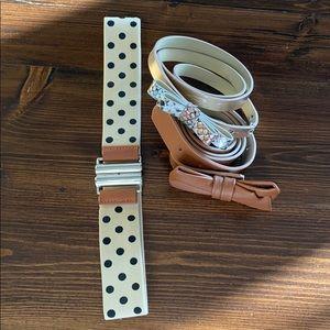3 loft belts